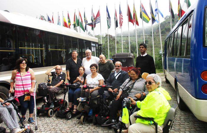 Handicap Tour Sri Lanka